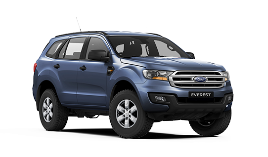 Ford EVEREST 2.2 TDCI XLS 6AT 4X2