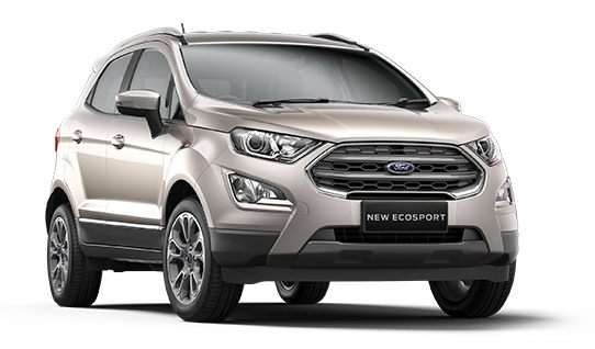 Ford ECOSPORT<br/>     1.0 ECOBOOST TITANIUM 6AT SUV