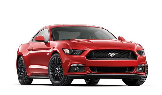 Ford MUSTANG <br/>     5.0 GT FASTBACK 6AT 306KW