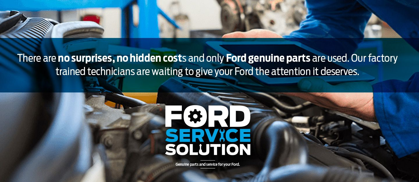 Ford Service Solution Rework