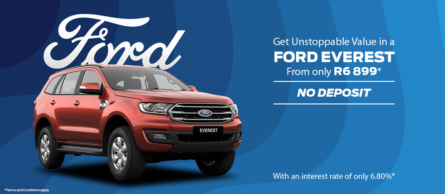 Ford EVEREST 2.2 TDCi XLS 4x2 A/T