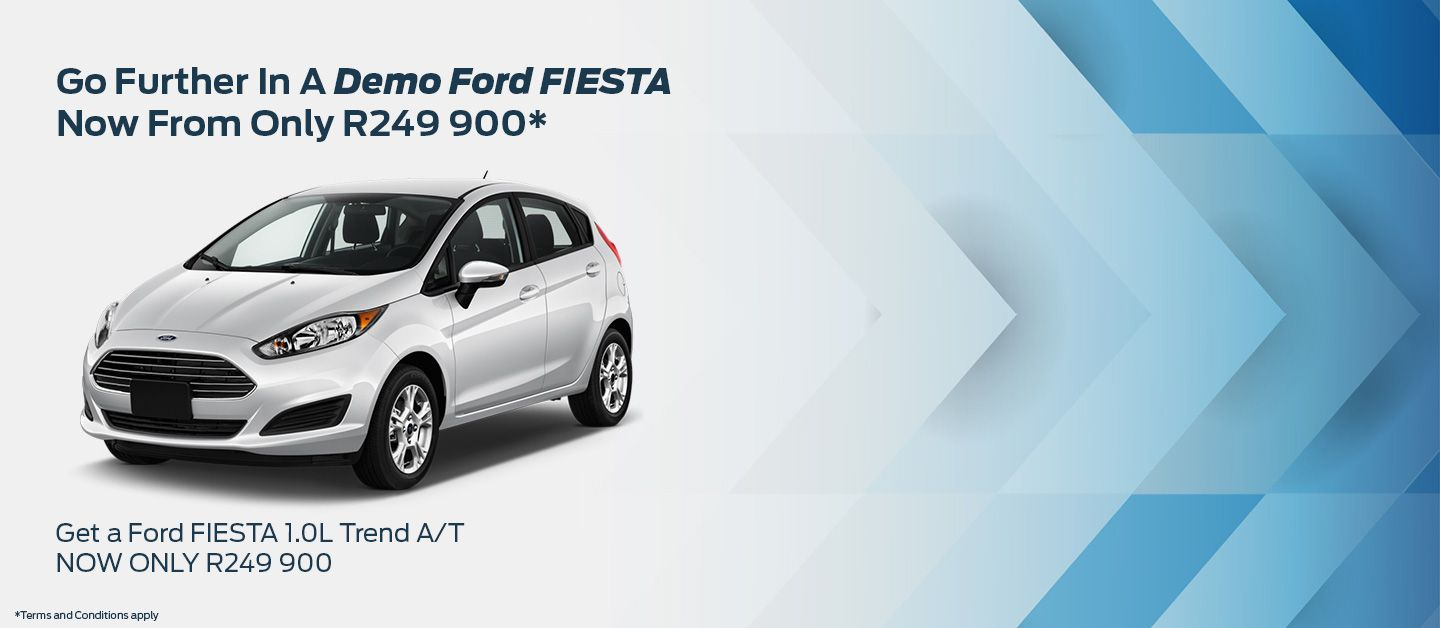 MASSIVE FORD FIESTA DEMO SALE