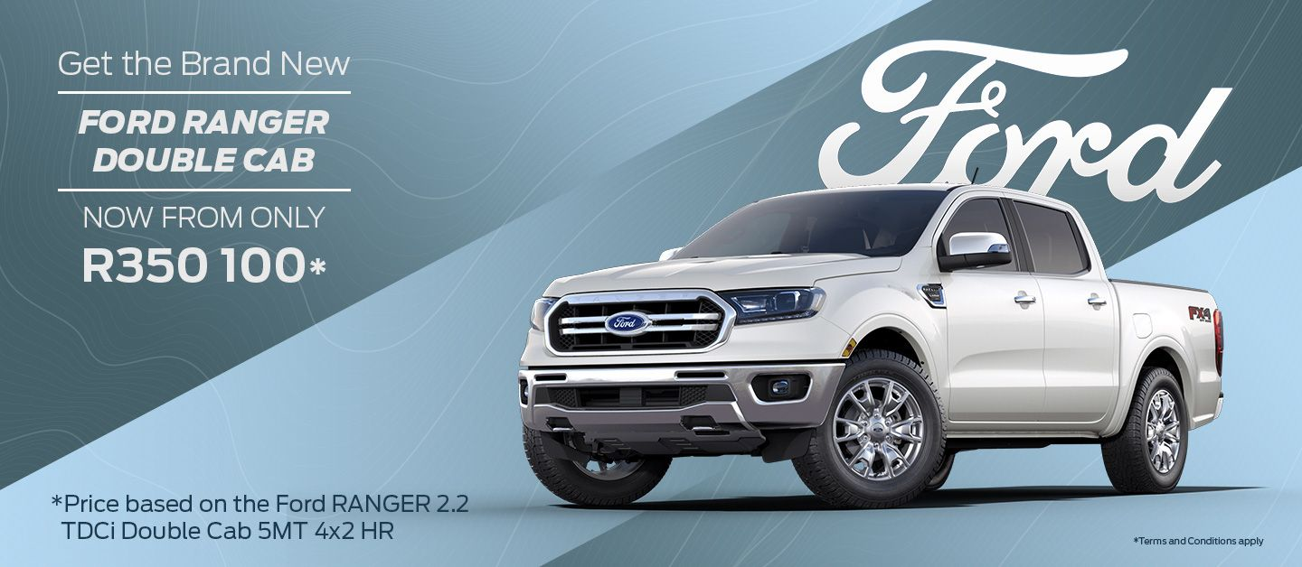 the New Ford RANGER Has Arrived!