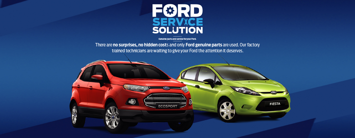 Ford Service Solution 1438 X 562