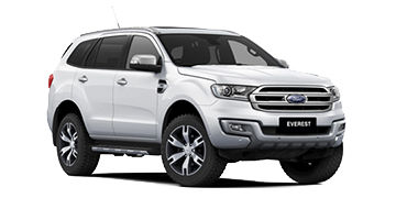 Ford Everest Limited 3.2 6AT 4WD