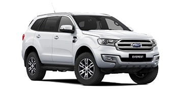 Ford Everest XLT 3.2 6AT 2WD
