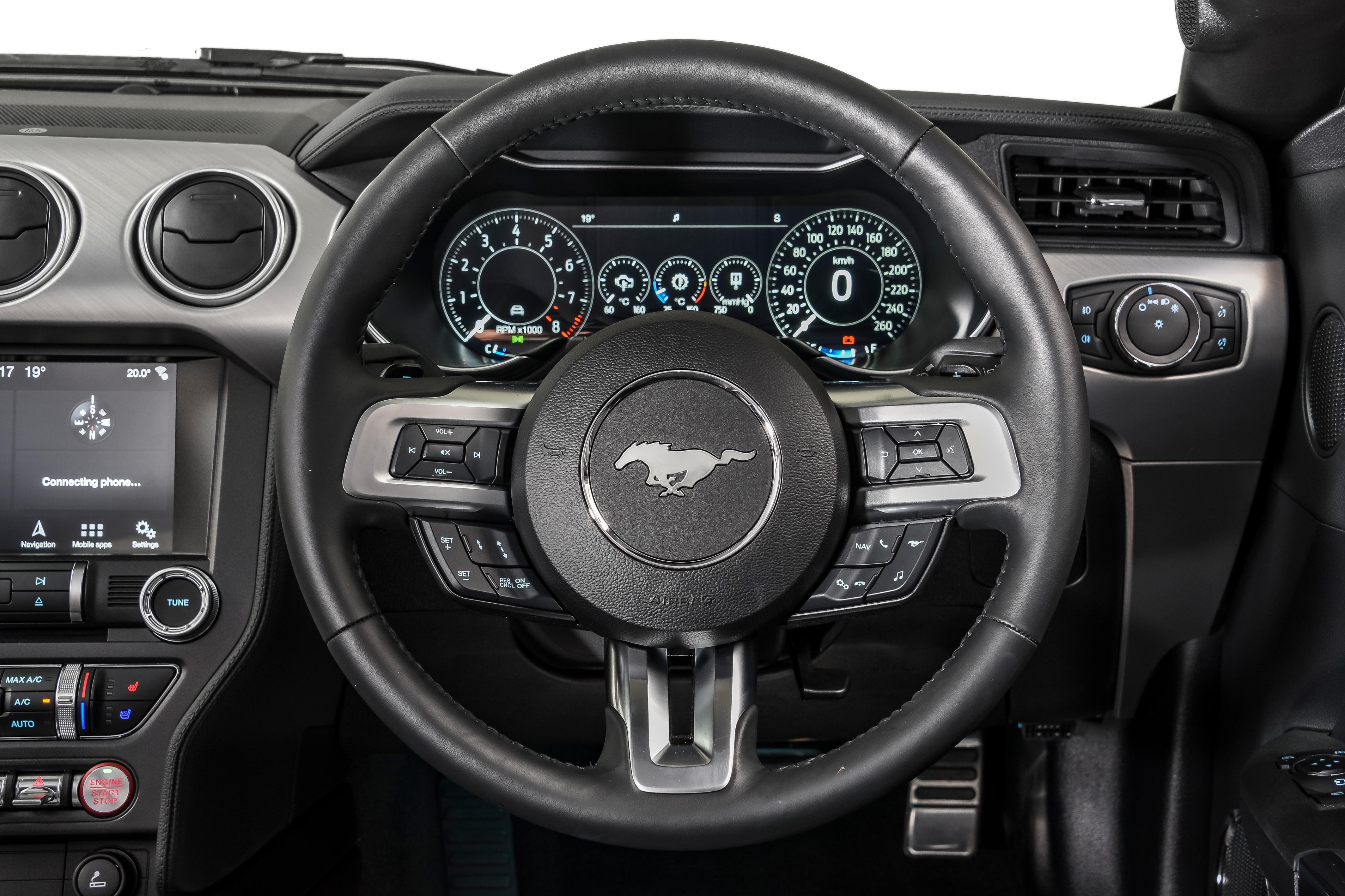 New Ford Mustang -