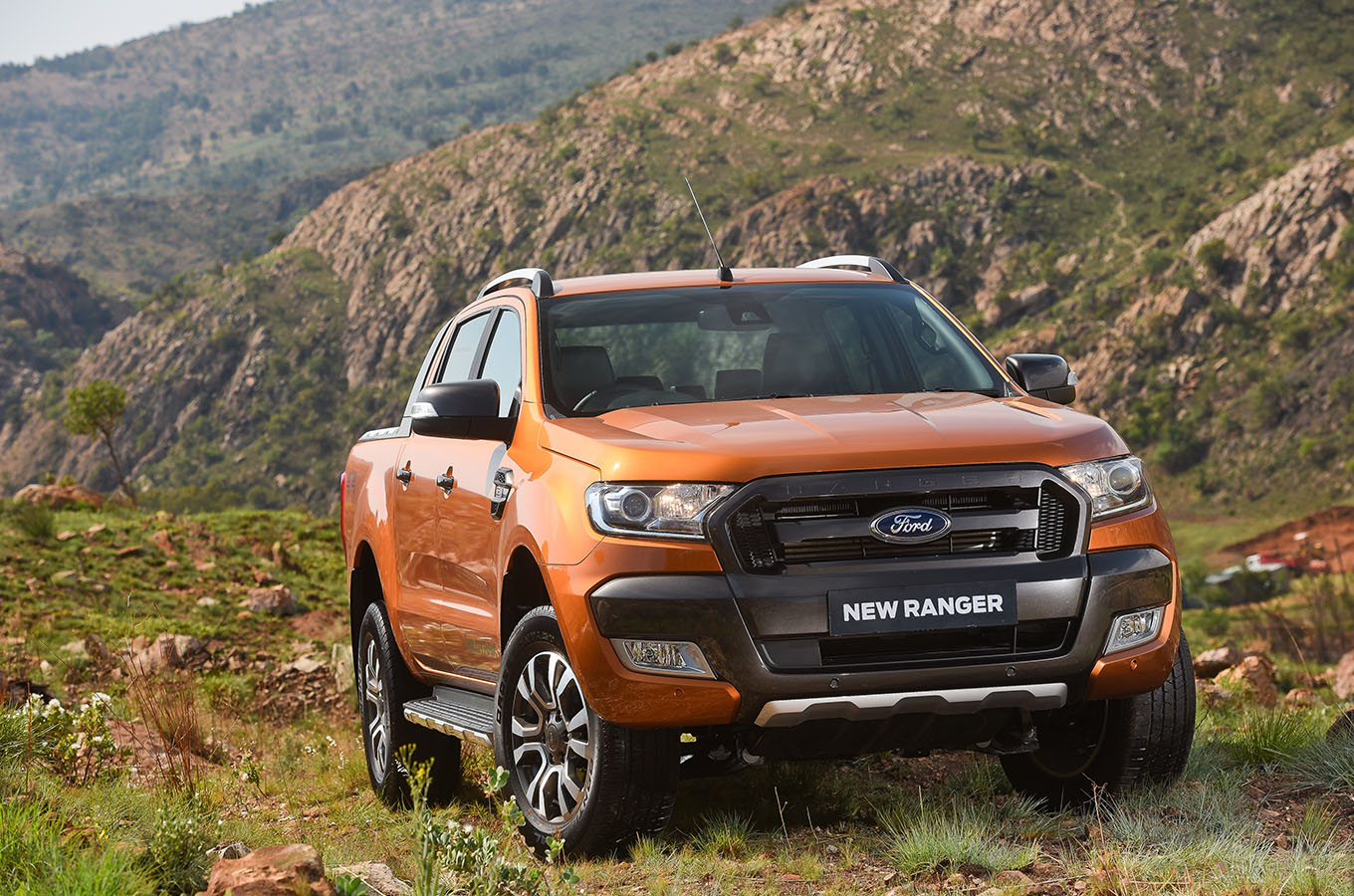New Ford Ranger - Built to perform