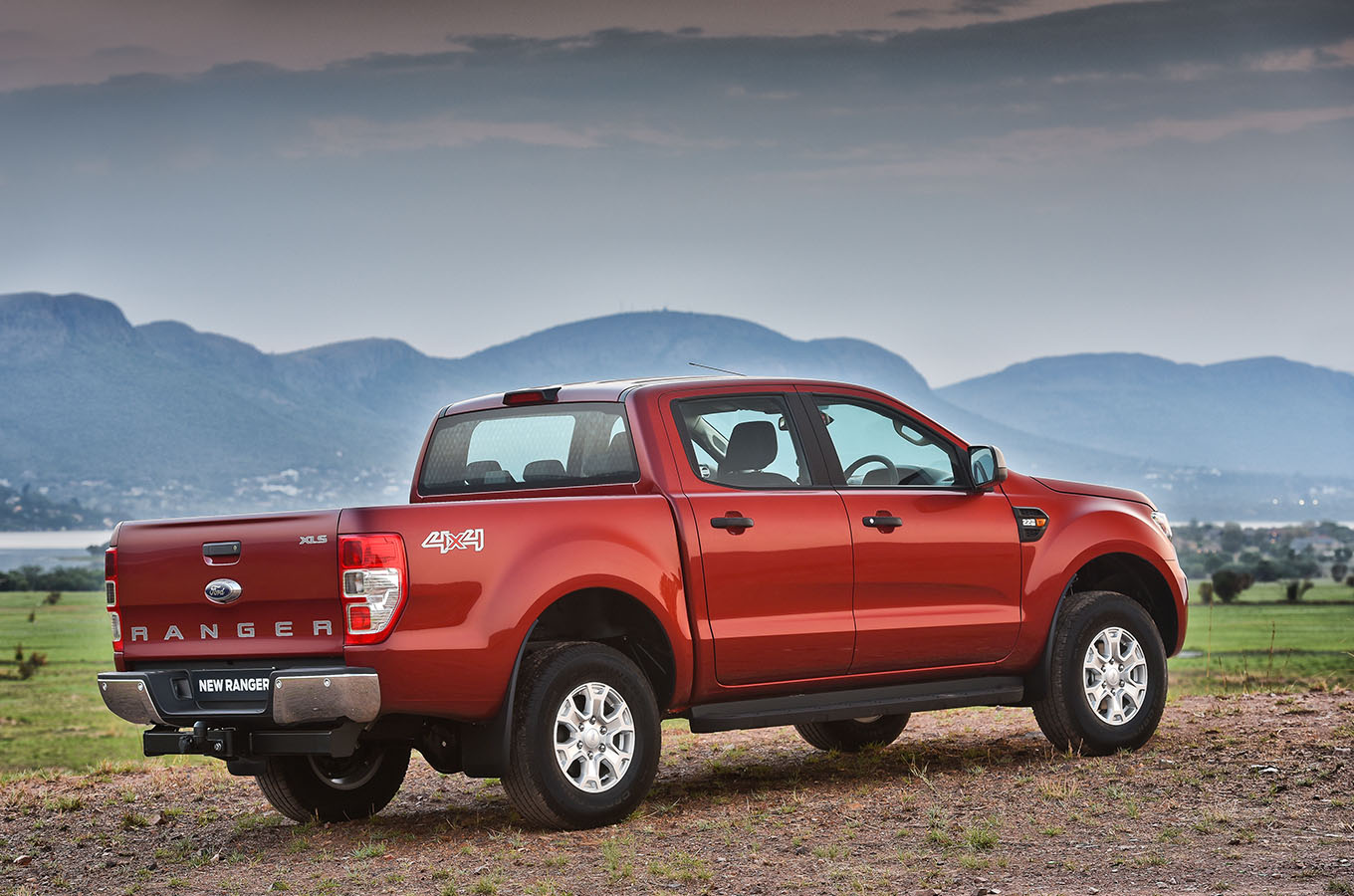 New Ford Ranger -