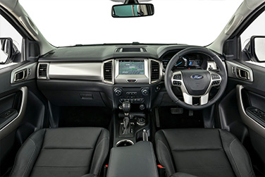 Ford Everest Interior 2