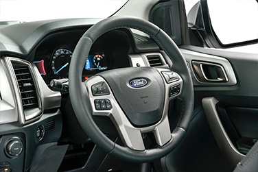 Ford Everest Interior 3